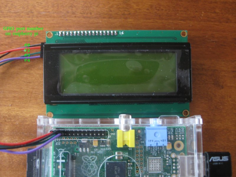 gejanssen - i2c 2004 display op de raspberry pi